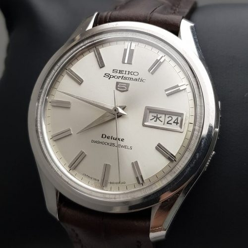 Vintage Seiko 7619-9010